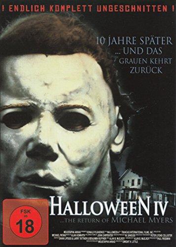 Halloween 4 Michael Myers kehrt zurück - Komplett ungeschnitten