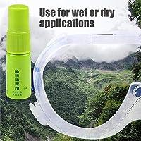 Maliyaw Spray antiniebla para natación Paintball y Accesorios de Buceo para Gafas y desempañador para Gafas