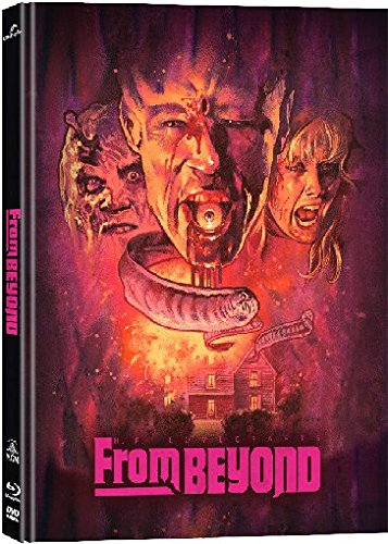 From Beyond - Mediabook (+ DVD) [Blu-ray] [Limited Edition]