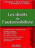 Les droits de l'automobiliste