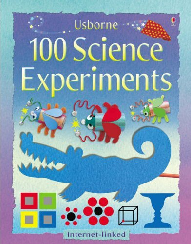 100 Science Experiments by Georgina Andrews (28-Oct-2005) Hardcover