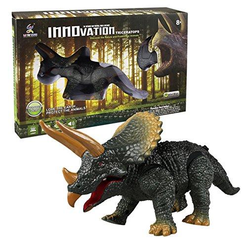 Interaktive Spielzeug Kontrolle bequem zu hohe Simulation Mini Kinder-Modell Dinosaurier/Werkzeuge Lustige Witz-Teenager Tyrannosaurus