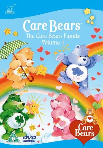 Image of Care Bears: Volume 4 [DVD]