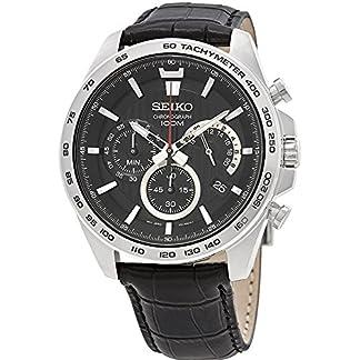 Reloj Seiko Neo Sport SSB305P1 Hombre Negro