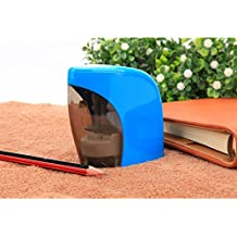 Gearmax® Temperamatite Automatico Elettrico Interruttore Portatile, per Studente Casa Scuola