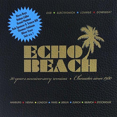 Preisvergleich Produktbild Echo Beach (30th Anniversary Remixes)