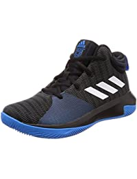 on sale 3992a e2a5e adidas Unisex-Kinder Pro Elevate 2018 Basketballschuhe