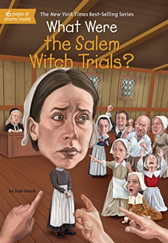 Witch Trials? (What Was?) (English Edition) ()