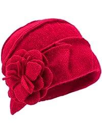 3e36e769ba95e Amazon.es  Rojo - Sombreros y gorras   Accesorios  Ropa