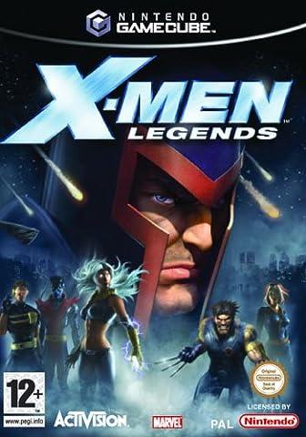 X Men Gamecube - X Men Legends [ Gamecube ] [Import