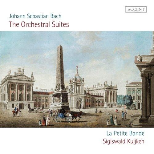 Johann Sebastian Bach: Die Orchestersuiten BWV 1066-1069
