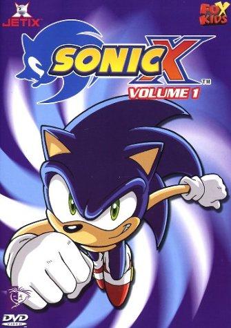 Sonic X Vol. 1 - Episoden 1-3