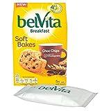 Belvita Weich Backen Schokolade Chip 5 X 40G
