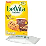 Belvita Chispas De Chocolate Horneado Suave 5 X 40G