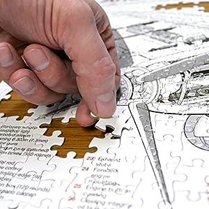Haynes Jigsaw Puzzle (1,000 Pieces) - Spitfire