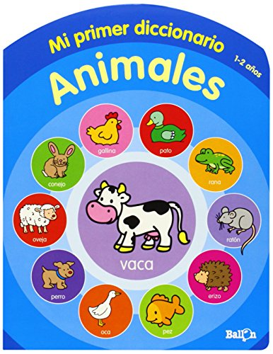 Animales (Mi primer diccionario)