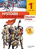 Histoire Géographie 1re Bac Pro - Livre élève grand format - Ed. 2014