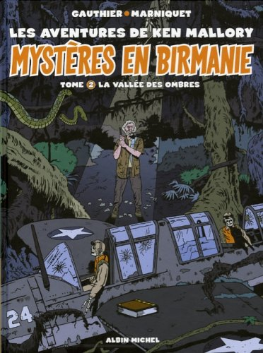 Mystères en Birmanie : Le Triangle d'or, tome 2