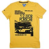 adidas Originals Porsche 1-2-3 Herren T-Shirt S00364