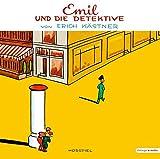Emil und die Detektive - Vinyl-Ausgabe (Schallplatte): H?rspiel, ca. 51 min