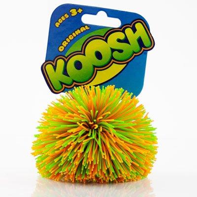 Koosh-Bälle, Sammelpack, 6 Stück