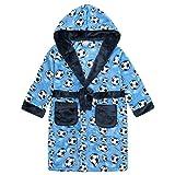 Minikidz - Robe de chambre - Garçon Bleu bleu clair 5-6 ans