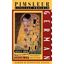 German: Pimsleur Language Program
