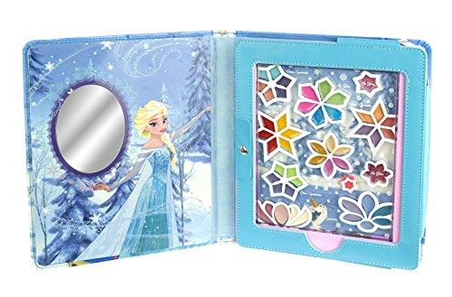 Disney Frozen/ Die Eiskönigin / Geschenk-Set: Elsa und Annas Make-up Tablet (Schminke) - für Kinder