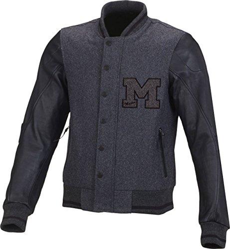 Preisvergleich Produktbild MACNA COLLEGE Jacke schwarz / dunkel grau XL