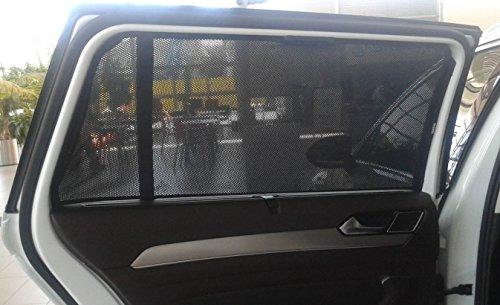 SHENDI Sonnenschutz - Magnetische Sonnenblende für VW Passat Variant B8 (2015-2017), 2 Stück