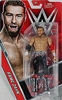 WWE Serie Basic 69 Action Figure - Sami Zayn 'RAW Abito' - Nuovo In Scatola