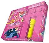 DISNEY PRINCESSES - Coffret 5 Minutes pour S'endormir - 5 Histoires Princesses et leurs Amis: avec lampe projecteur
