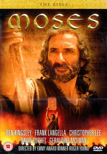 eBookStore Download: The Bible – Moses [1995] [DVD] RTF