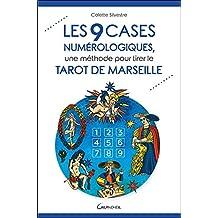 Les 9 cases numérologiques, une méthode pour tirer le Tarot ... d6592cc43173