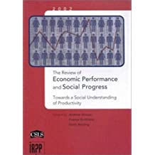 The Review of Economic Performance and Social Progress, 2002 2002 (Institute for Research on Public Policy)