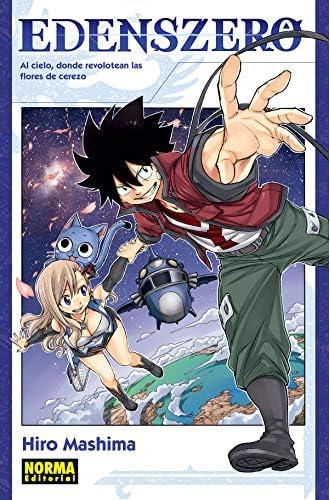 Descargar gratis Edens Zero 1 de Hiro Mashima