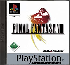 Final Fantasy VIII - Platinum