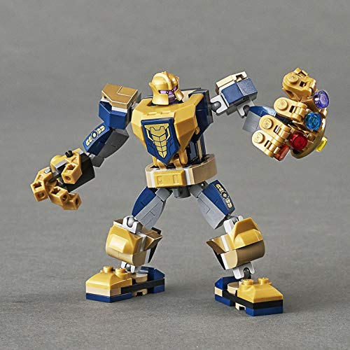 Zoom IMG-3 lego super heroes mech thanos