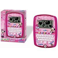 Clementoni - Tablet Minnie 25 Actividades Con Voz 17-65497