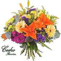 Ramo de flores naturales Primavera - Servicio a domicilio GRATIS en 24 HORAS