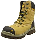 "Caterpillar Men's Premier 8"" Wr Tx Ct S3 HRO SRC Safety Boots"