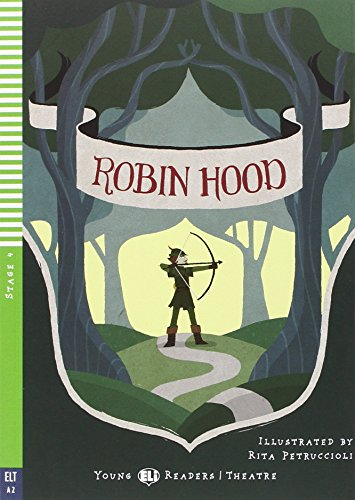 Robin Hood. Con CD Audio