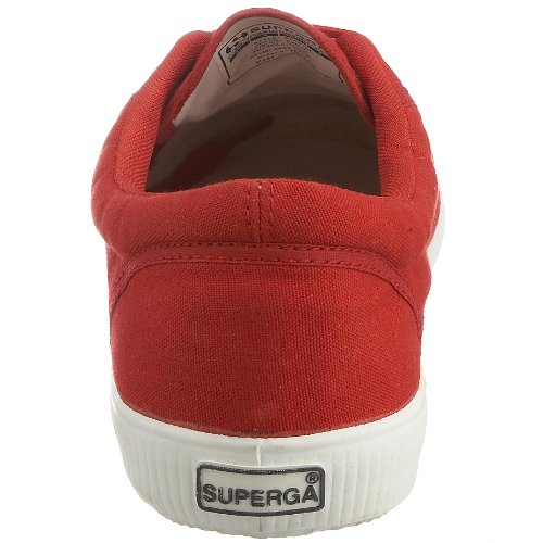 Superga 1705 Cotu s0001r0, Baskets mode homme Rouge (970)