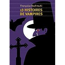 13 histoires de vampires