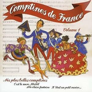 Comptines De France /Vol.1