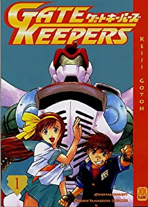 Gate Keepers Edition simple Tome 1
