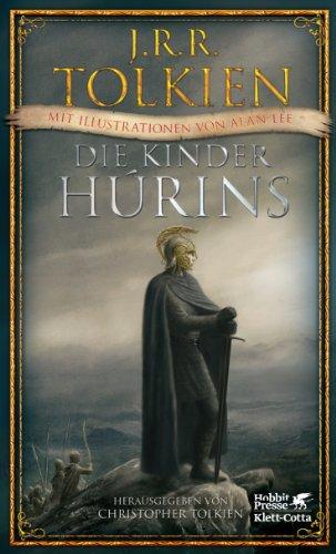 Buchseite und Rezensionen zu 'Die Kinder Húrins' von John R Tolkien