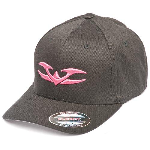 Valken Flex Fit V Logo Hat, Herren Damen, neon pink -
