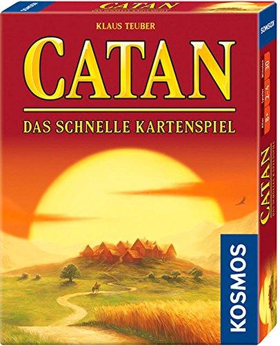Die Siedler von Catan – Das schnelle Kartenspiel