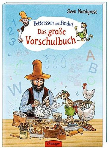 Pettersson und Findus: Das große Vorschulbuch
